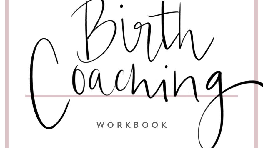 Birth Coaching Program