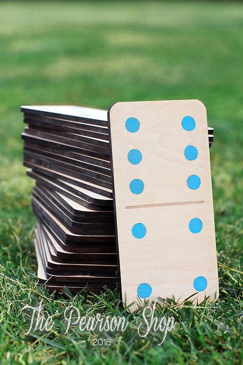 Giant Dominos Set