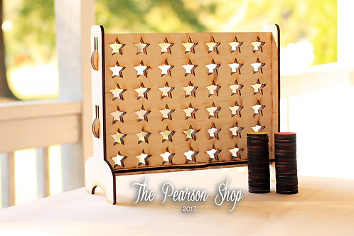 Connect 4 Stars Game