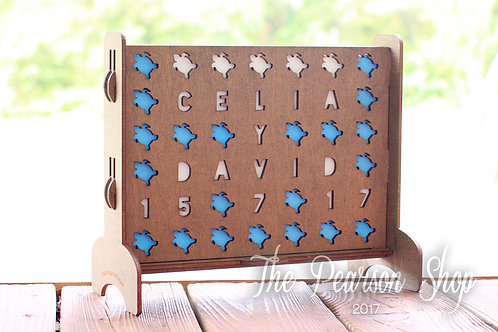 Connect 4 Custom Game
