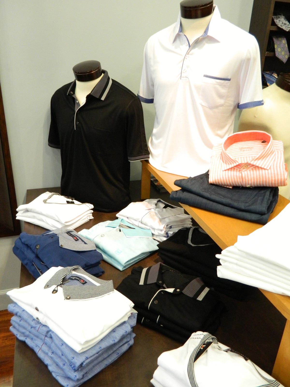 marcello sport window display men 39 s clothing united