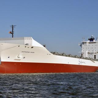 Containerschiff Safmarine Nuba