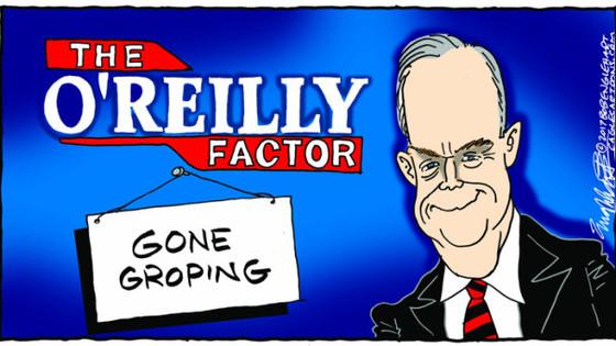 Bill O'Reilly, WTF?