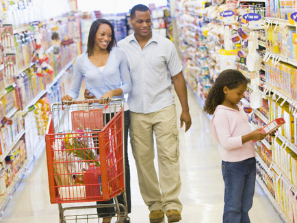 October Means More Benefits to Purchase Groceries