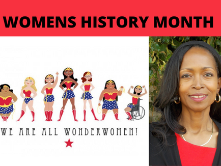 Womens History Month - Recognizing The Achievements of Women: Zina Washington