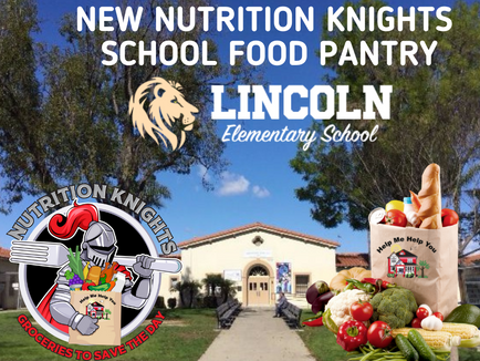 PRESS RELEASE: HMHY Opens 4th School Food Pantry To Service Hardest Hit Long Beach Areas