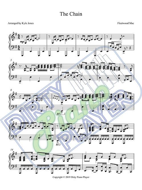 The Chain - Full Score