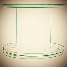 Plastic Spools Research & Development in Progress
