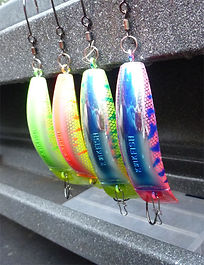 Kenai River King Salmon Kwikfish Lures