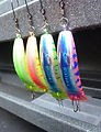 Kenai River Silver Salmon Kwikfish Lures
