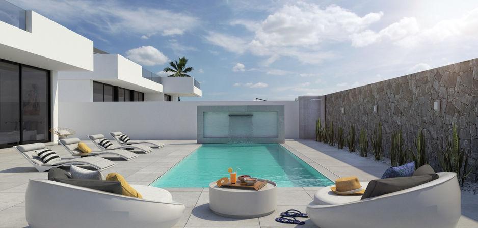 Private Pool & Terrace