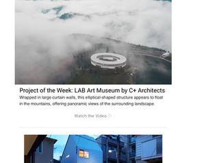 This week's best architecture @architizer