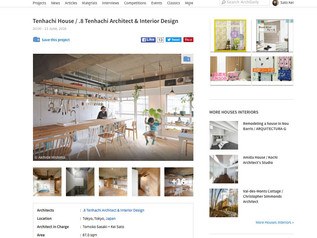.8 HOUSE @archdaily