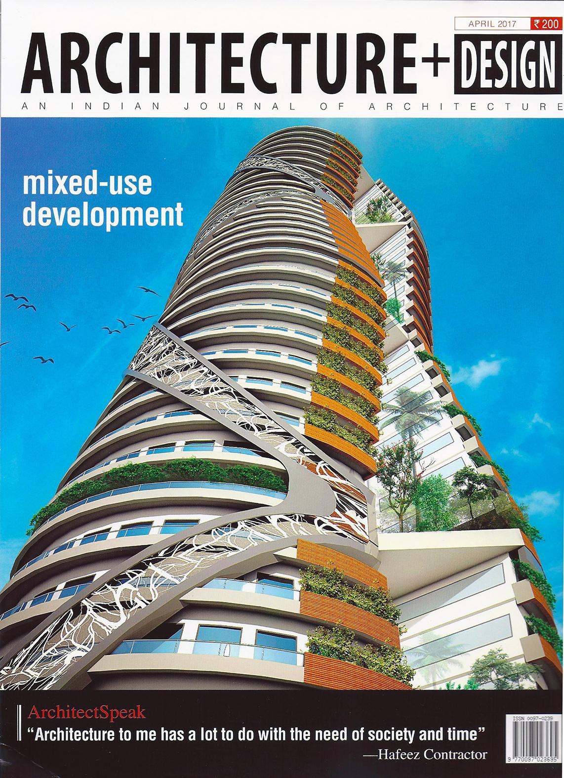 Architecture+Design-April2017@INDIA