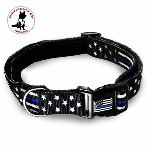 Thin Red Line Stars & Stripes Collar