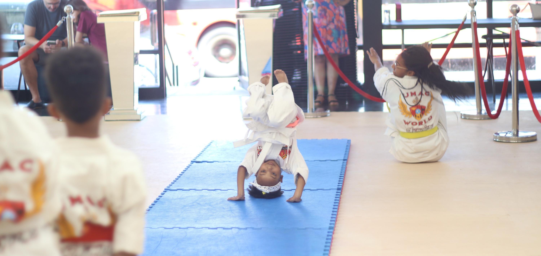 Saturday Gymnastics Class