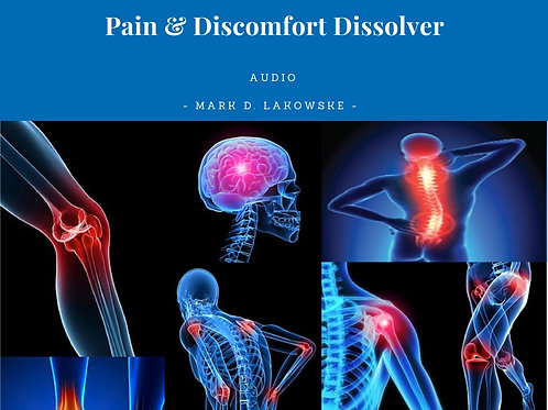 Pain & Discomfort Dissolver Hypnosis Audio