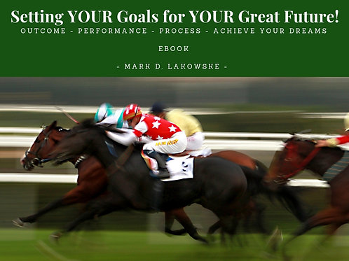 Setting YOUR Goals for YOUR Great Future Ebook
