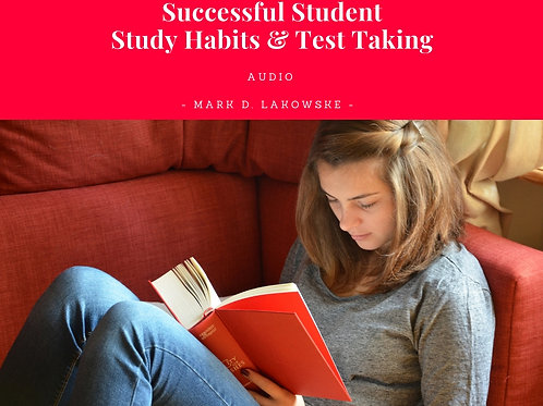 Successful Student Study Habits & Test Taking Hypnosis Audio