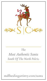 The most authentic santa south of the north pole!