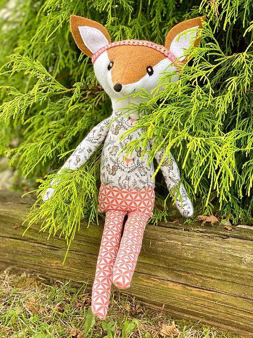 Faye the Fox