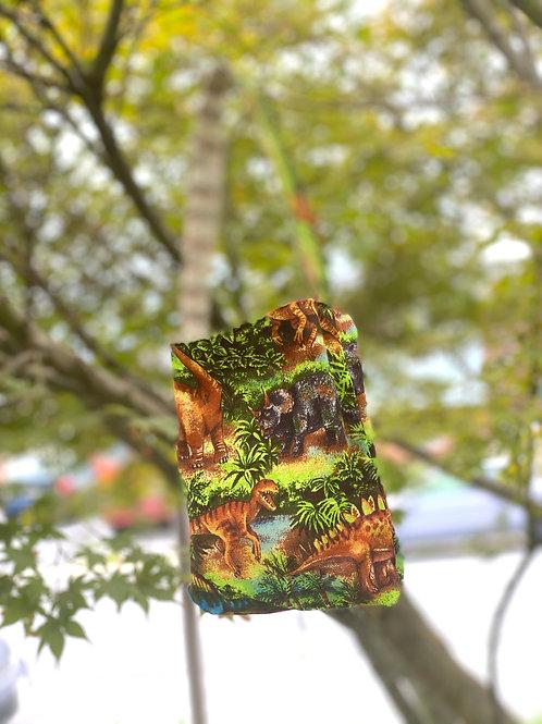 Dinosaur & Tree Reversible Bag