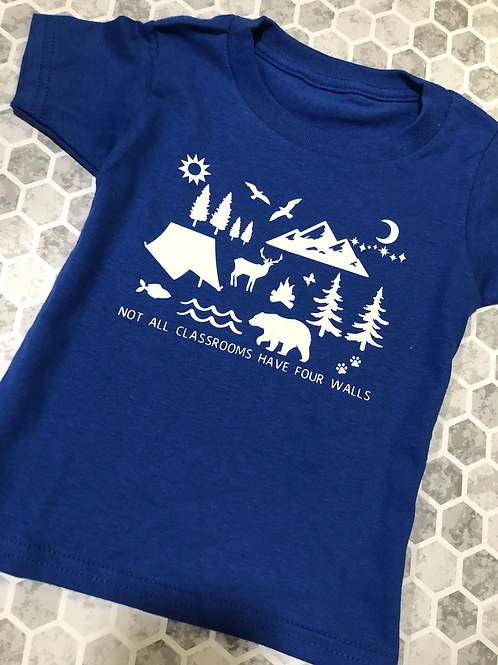 Outdoor Class T-shirt