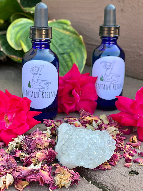 Infused Rose Oil