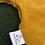 Thumbnail: Mustard Corduroy Crop Top Long Sleeve