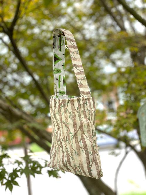 Trees & Camp Reversible Bag