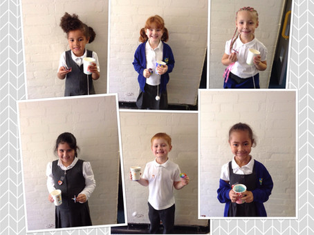 Year 1 Historians - Making toys!