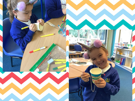 More Year 1 Historians - Making toys!