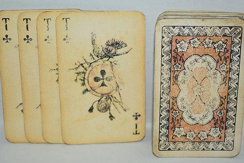 Карты игральные 30 листов Туз крести