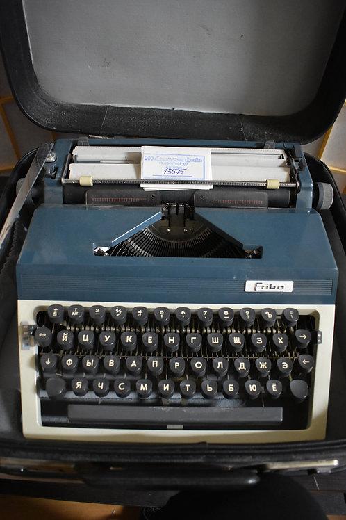 Машинка печатная Erika 40 1980гг.
