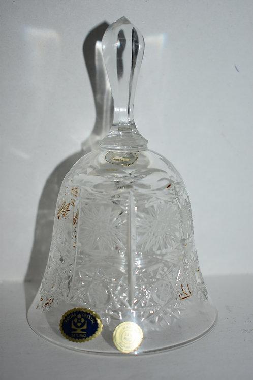 Колокольчик из свинцового хрусталя SLOVGLASS