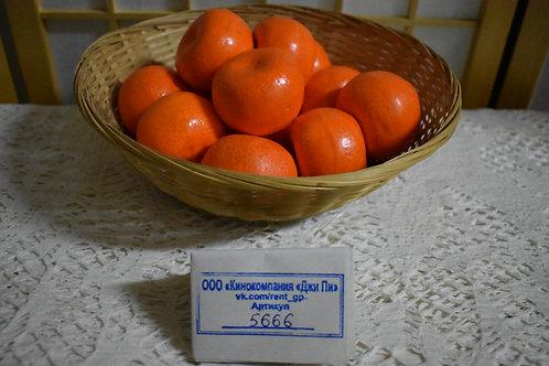 """Муляж """"Мандарины"""""""