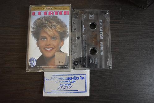 Аудиокассета C.C.Catch 2000г.