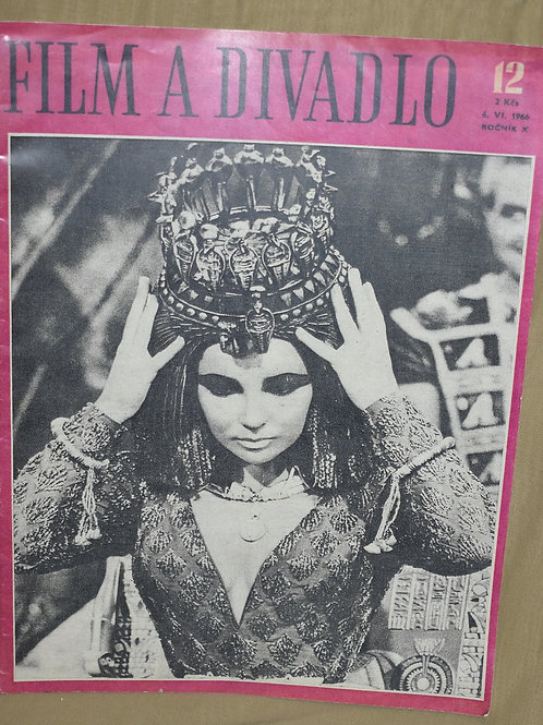 Журнал FILM A DIVADLO