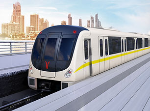 pg. 28 Metro viehicles for Guangzhou Met