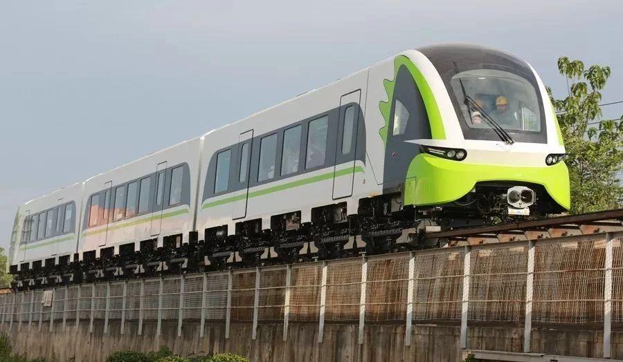160kmh Maglev Train