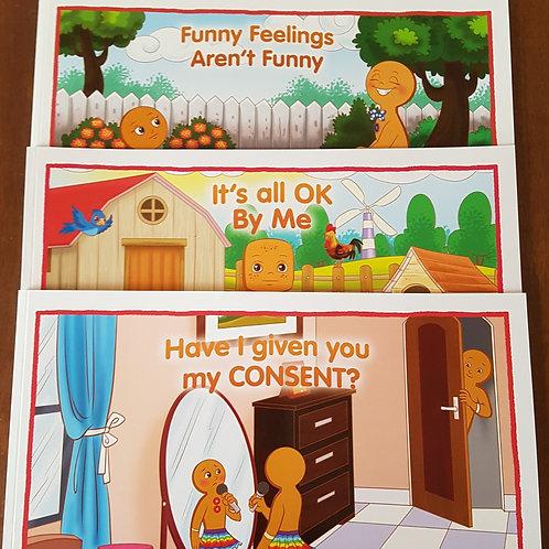 Funny Feelings Trilogy