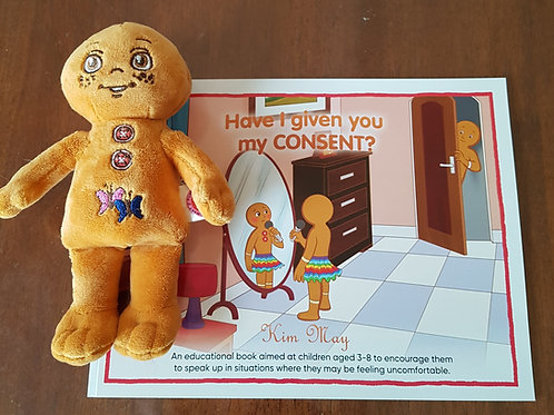 Have I given you my CONSENT? & Support Doll