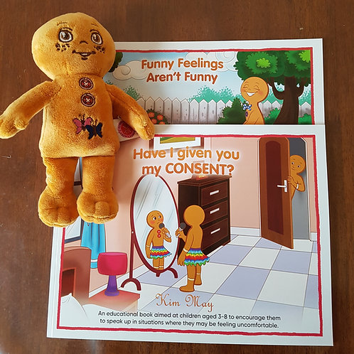 Consent, Funny Feelings & Doll