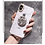 Thumbnail: Glitter Marble Diamond Ring Holder Silicone Phone Case for Iphone 7 8 6 S Plus X