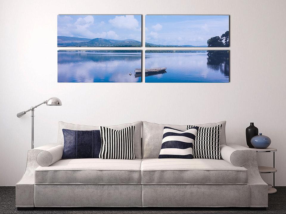 Canvas - Ullswater - Lake District