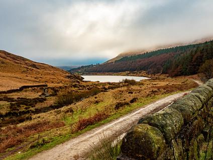 The most beautiful walks around Manchester - Part 2 of 3 - Dovestone Reservoir.
