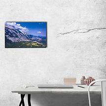 Canvas showcase Maiella Mountains B1