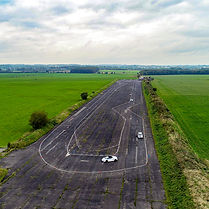 DriveMe Racetrack - Aerial Photography