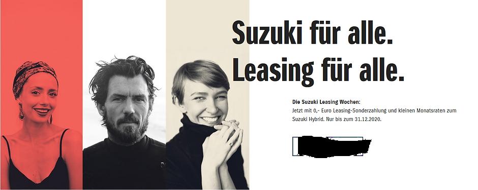Suzuki_fuer_Alle_Leasingwochen_Autohaus_