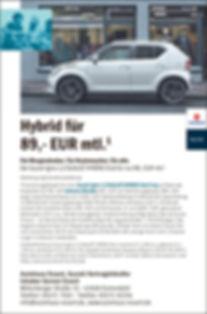 FINANZIERUNG Suzuki Ignis HYBRID Autohau